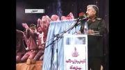 گزارش خبری از برگزاری کنگره سرداران و 2500شهیدنجف اباد