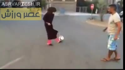 دانلود مهارت دختر مراکشی با توپ