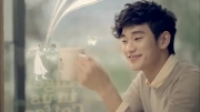 کیم سو هیون/تبلیغ coffee