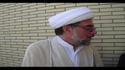 احمد امینی -فرزند چهارم حضرت علامه امینی