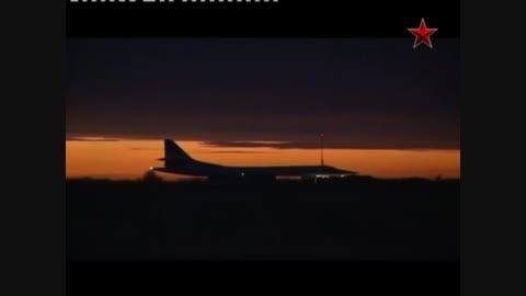 توپولف Тu-160 بمب افکن استراتژیک مافوق صوت