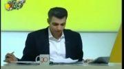 توضیحات عادل فدوسی پور در مورد پارازیت و سونامی سرطان