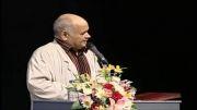 صحبت های اکبر عبدی در مراسم اهدای نشان درجه یک فرهنگ و هنر