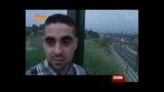 حادثه ی مرگبار قطار اسپانیایی با 80   نفرکشته!!