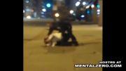 پلیس امریکا شهر کانزاس و تیر اندازی به مظنون