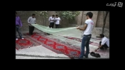 مراسم های افطاری مناطق 22 گانه شهر تهران - سال 90