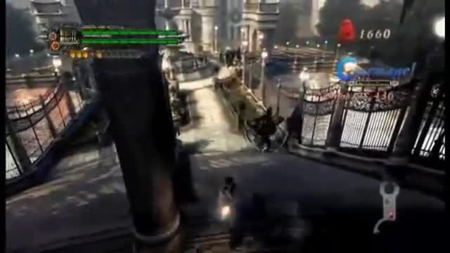 devil may cry 4 se تریش و لیدی