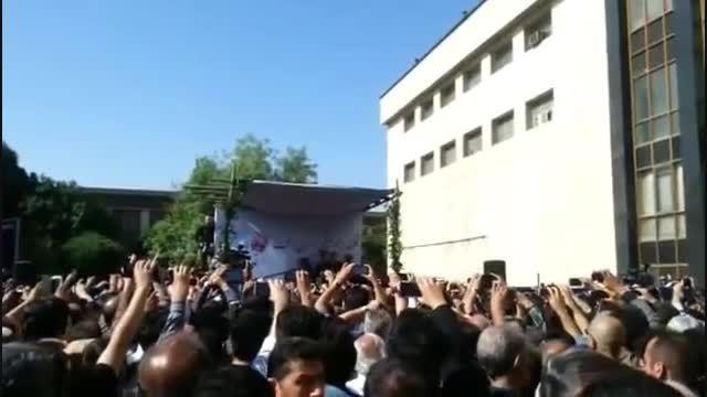 مویه ی علی اکبر شکارچی برای محمدرضا لطفی