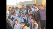 سفر طلاب حوزه علمیه چهارده معصوم;ع:برازجان به مناطق جنگی