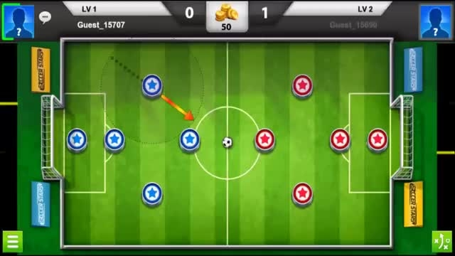 Soccer Stars ساکر استارز