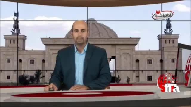هلاکت ده ها داعشی در کاخ صدام