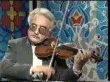 تصنیف و آواز ایرانی - تکنوازی ویولن- شوشتری،راز نهفته