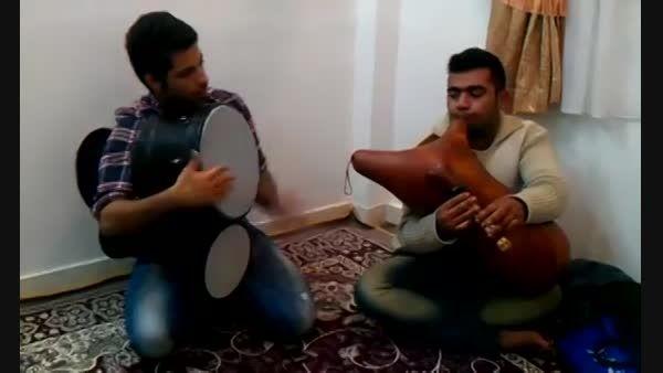 موسقی محلی بوشهر: ضرب تمپو و نی انبان