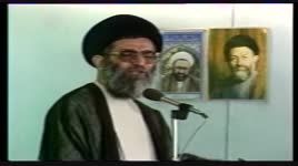 هشدار آیت الله خامنه ای درباره امنیت خلیج فارس سال۶۶
