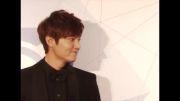 اعتایه جایزه بهترین بازیگر آسیا LeeMinho-SBS