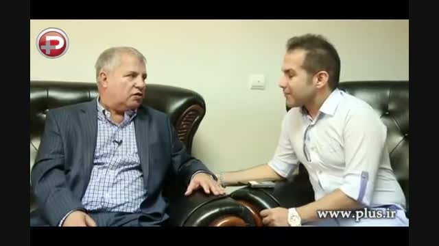 گفتگوی متفاوت با علی پروین در شب جشن تولدش