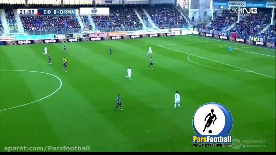 ایبار 0-2 رئال مادرید؛ بازگشت به مسیر پیروزی!