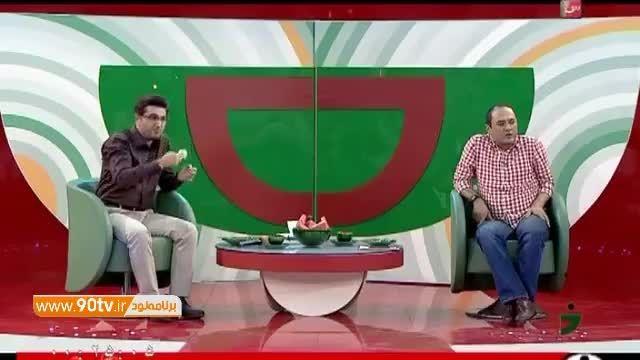 جناب خان و امیر حسین مدرس
