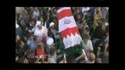 حمله نیروهای پلیس بحرین در مراسم تشییع
