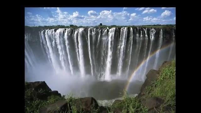 زیباترین آبشارهای جهان!!!!