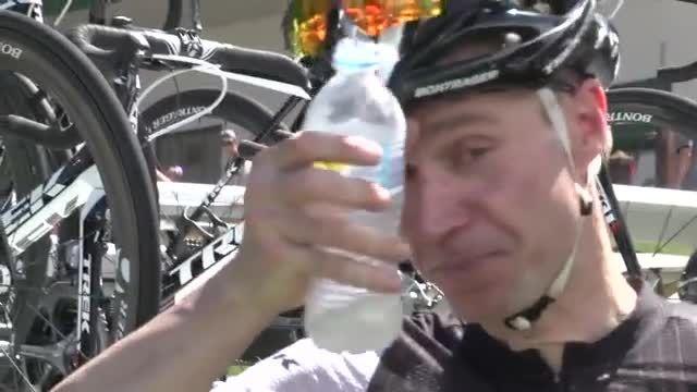 چگونه در هوای گرم دوچرخه سواری کنیم