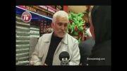 مرتضی پاشایی - بستری در بیمارستان .... تهران (بخش 3)