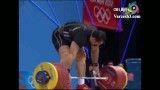 وزنه برداری - دسته فوق سنگین - المپیک 2012 لندن ( دو ضرب دسته +105 کیلوگرم )
