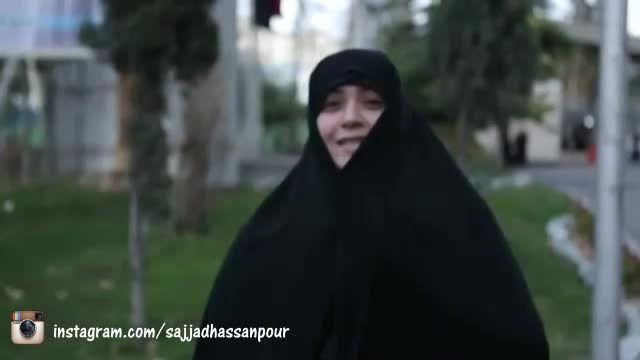 حضور الهام چرخنده در دانشگاه الزهرا (س)
