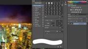 ایجاد تکنیک عکاسی bokeh (نقاط رنگی تصویر) در فتوشاپ
