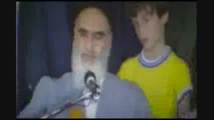 سخنرانی پخش نشده امام خمینی (ره)  از صدا و سیما