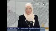 اولین مجری محجبه بعد از 40سال در تلویزیون مصر...