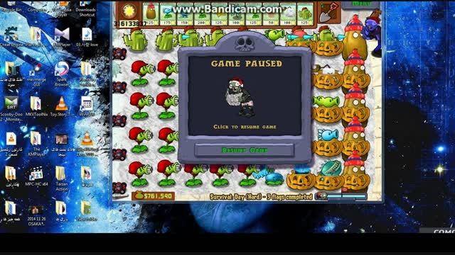 بهترین ترکیب سازی بازی پلنت و زامبی plants vs. zombies