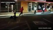 درگیری گروهی مرگبار در خیابان!!