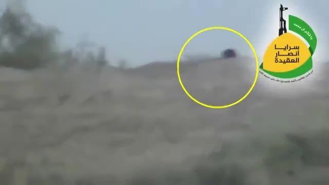 شکار تک تیرانداز داعش توسط تک تیرانداز عراقی
