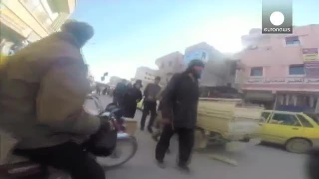 ائتلاف جدید مخالفان سوریه از سقوط قریب الوقوع رقه میگوی