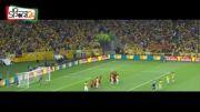 برزیل ۳ - ۰ اسپانیا (فینال جام کنفدراسیونها)