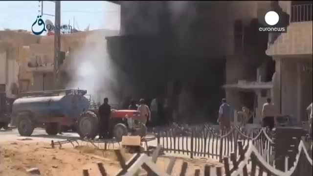 تشدید حملات هوایی روسیه در شمال سوریه