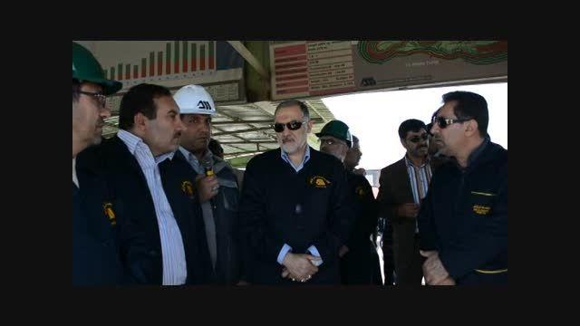 سفر اعضای کمیسیون عمران مجلس به سیرجان
