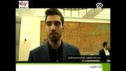 مراسم خداحافظی ولاسکو از تیم ملی والیبال ایران 1