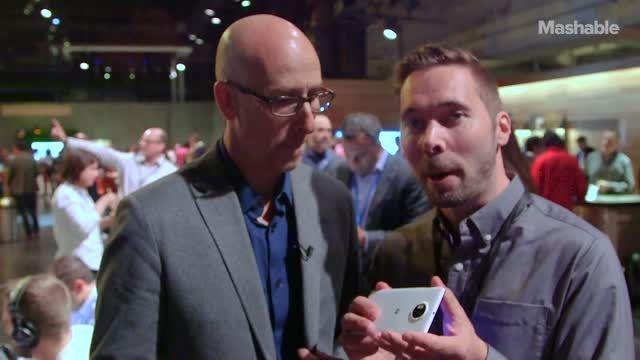 نسل سوم تکنولوژی تصاویر زنده در Lumia950 و Lumia 950XL