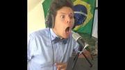 مجریای برزیلی خیلی گـل رو می  کشند....