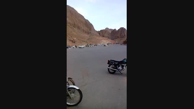 واژگونی لیفان x60 در کرمان