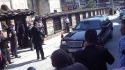 بادیگارد رجب طیب اردوغان