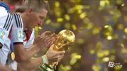 اهدای کاپ و مدال فینال جام جهانی - 2