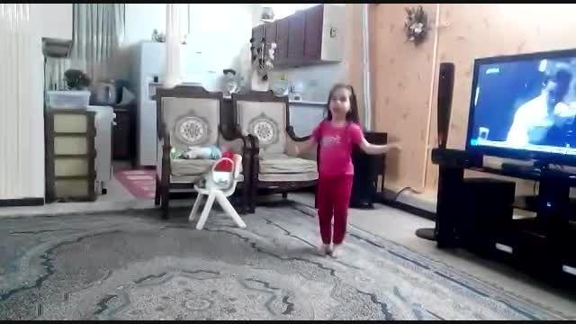 رقص هلیا خانم