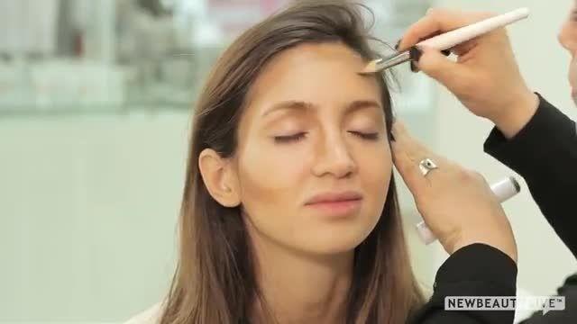 آموزش آرایش صورت با توجه به شکل صورت | CHIPOOSH.COM
