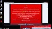 حل مشکل و حذف ویروس رمزگذاری فایل ها (cryptolocker)