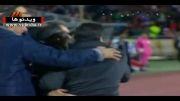 گل شهباززاده؛ استقلال 1–0 پرسپولیس