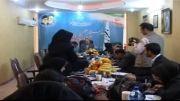 نشست خبری گروسی با خبرنگاران