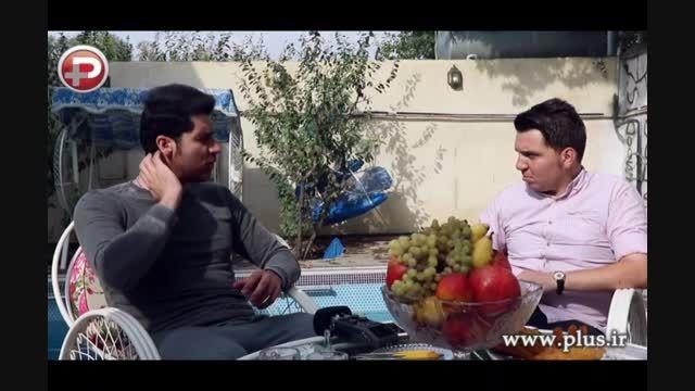 گفتگو با شهرام محمودی ستاره والیبال ایران/قسمت اول